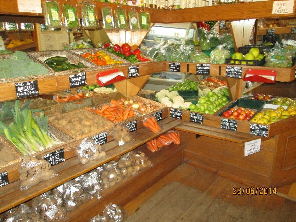 Eden Valley Produce