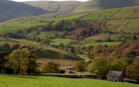 Comp Howgill Fells