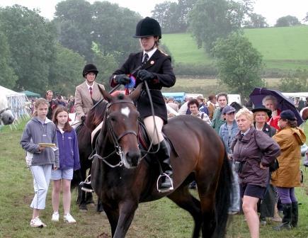 Brough Show 2002